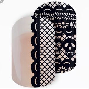 Jamberry full sheet of papel picado